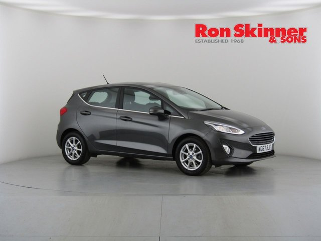 View our 2017 67 FORD FIESTA 1.1 ZETEC 5d 85 BHP