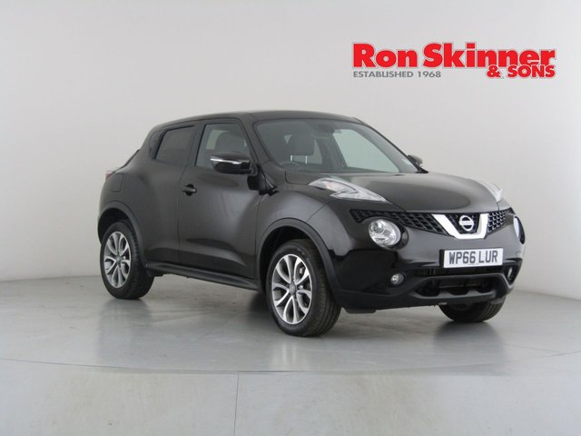 View our 2017 66 NISSAN JUKE 1.6 N-CONNECTA DIG-T 5d 190 BHP