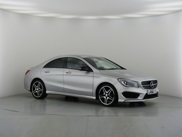 View our 2016 66 MERCEDES-BENZ CLA 1.6 CLA 180 AMG LINE 4d 121 BHP