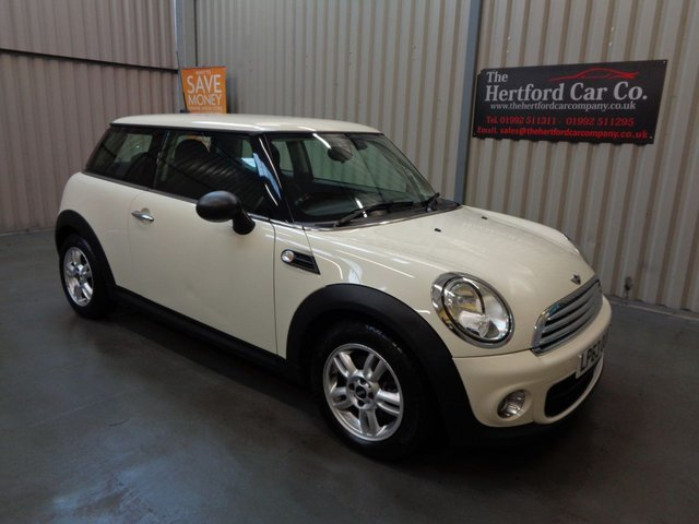 2014 63 MINI HATCH ONE 1.6 ONE D 3d 90 BHP