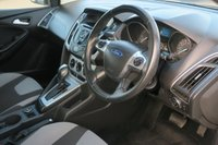 USED 2013 13 FORD FOCUS 2.0 ZETEC TDCI 5d AUTO 139 BHP