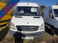 2007 MERCEDES-BENZ SPRINTER
