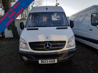 USED 2013 13 MERCEDES-BENZ SPRINTER 2.1 313 CDI MWB 1d 129 BHP