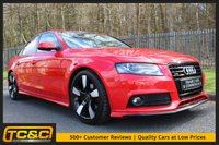 USED 2011 11 AUDI A4 2.0 TFSI QUATTRO DYNAMIK 4d 211 BHP A RARE AND STUNNING CAR WITH ONLY 400 MADE!!!!