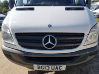 USED 2013 13 MERCEDES-BENZ SPRINTER 2.1 313 CDI MWB 1d 129 BHP VERY CLEAN VEHICLE SUPERB DRIVE READY FOR WORK