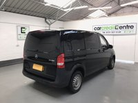 USED 2017 66 MERCEDES-BENZ VITO 2.1 114 BLUETEC 1d 136 BHP
