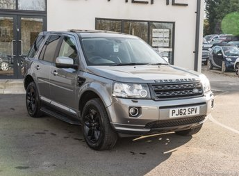 2013 LAND ROVER FREELANDER 2.2 SD4 HSE 5d 190 BHP AUTOMATIC £15890.00