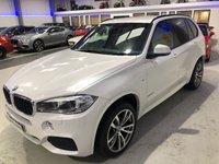 USED 2016 66 BMW X5 3.0 XDRIVE30D M SPORT 5d AUTO 255 BHP