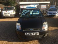 USED 2008 08 FORD FIESTA 1.2 STYLE 16V 3d 78 BHP FULL SERVICE HISTORY - FINANCE AVAILABLE