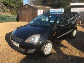 2008 FORD FIESTA 1.2 STYLE 16V 3d 78 BHP £2690.00