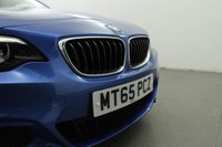 USED 2015 65 BMW 2 SERIES 2.0 220D M SPORT 2d AUTO 188 BHP NAV - BLUETOOTH - WIFI