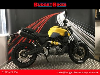 View our YAMAHA MT-03