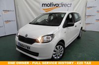 USED 2015 64 SKODA CITIGO 1.0 S 12V 5 Door 59 BHP