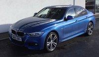 2015 BMW 3 SERIES 3.0 335D XDRIVE M SPORT 4d AUTO 308 BHP £17995.00