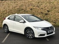 USED 2014 14 HONDA CIVIC 1.6 I-DTEC SE PLUS 5d 118 BHP FULL SERVICE HISTORY, £0 ROAD TAX