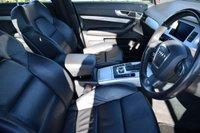 USED 2009 59 AUDI A6 2.0 AVANT TDI LE MANS 5d AUTO 168 BHP
