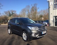 USED 2018 18 FORD KUGA 2.0 TDCI TITANIUM 150 BHP THIS VEHICLE IS AT SITE 1 - TO VIEW CALL US ON 01903 892224