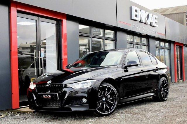 2016 66 BMW 3 SERIES 3.0 335D XDRIVE M SPORT 4d AUTO 308 BHP