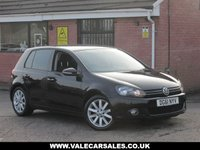 USED 2011 61 VOLKSWAGEN GOLF 2.0 GT TDI 5dr VW MAIN DEALER SERVICE HISTORY