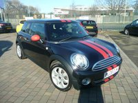 2008 MINI HATCH COOPER 1.6 COOPER 3d 118 BHP £3699.00