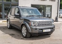 USED 2013 63 LAND ROVER DISCOVERY 3.0 4 SDV6 HSE 5d AUTO 255 BHP