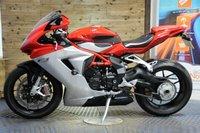 2017 MV AGUSTA F3 F3 800 - *PRIVATE PLATE* - 1 Owner bike £11995.00