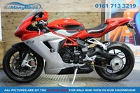2017 MV AGUSTA F3 F3 800 - *PRIVATE PLATE* - 1 Owner bike £11995.00