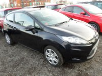 2010 FORD FIESTA 1.2 EDGE 3d 81 BHP £3995.00