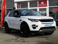 2015 LAND ROVER DISCOVERY SPORT 2.2 SD4 HSE LUXURY 5d AUTO 190 BHP
