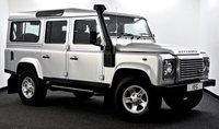 USED 2015 65 LAND ROVER DEFENDER 110 2.2 D XS Station Wagon 5dr Full Land Rover Service Record