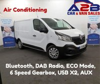 USED 2015 15 RENAULT TRAFIC 1.6 DCi BUSINESS 115 BHP, Air Conditioning, Bluetooth, DAB Radio, ECO Mode, Electric Pack *Over The Phone Low Rate Finance Available*   *UK Delivery Can Also Be Arranged*