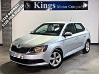 "USED 2016 65 SKODA FABIA 1.0 SE MPI 5dr  New Model !, £20 Tax, Ins Group 3 , SAVE £££££""S ON New Price !!!"