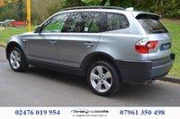 USED 2006 06 BMW X3 2.0 D SPORT 5d 148 BHP JUST ARRIVED