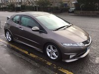 USED 2010 10 HONDA CIVIC 2.2 I-CDTI TYPE S GT 3d 138 BHP OUR  PRICE INCLUDES A 6 MONTH AA WARRANTY DEALER CARE EXTENDED GUARANTEE, 1 YEARS MOT AND A OIL & FILTERS SERVICE. 6 MONTHS FREE BREAKDOWN COVER.    CALL US NOW FOR MORE INFORMATION OR TO BOOK A TEST DRIVE ON 01315387070 !!