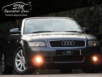 2004 AUDI A4 2.5 TDI SPORT 2d 161 BHP £2190.00