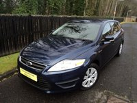 USED 2012 12 FORD MONDEO 1.6 EDGE TDCI 5d 114 BHP