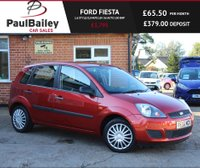 USED 2006 06 FORD FIESTA 1.6 STYLE CLIMATE 16V 5d AUTO 100 BHP FULL SERVICE HISTORY! AUTO!