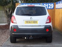 USED 2013 62 VAUXHALL ANTARA 2.2 EXCLUSIV CDTI 4WD S/S 5d 161 BHP VERY CLEAN CAR