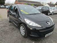 USED 2011 60 PEUGEOT 207 1.6 HDI SW S 5d 92 BHP LOW MILEAGE EXCELLENT CONDITION DIESEL