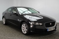 USED 2015 65 JAGUAR XE 2.0 PRESTIGE 4DR 178 BHP 1 OWNER £20 ROAD TAX SERVICE HISTORY + £20 12 MONTHS ROAD TAX + HEATED LEATHER SEATS + SATELLITE NAVIGATION + PARKING SENSOR + BLUETOOTH + CRUISE CONTROL + CLIMATE CONTROL + MULTI FUNCTION WHEEL + PRIVACY GLASS + 17 INCH ALLOY WHEELS