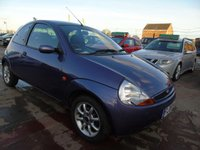 2008 FORD KA 1.3 ZETEC CLIMATE LOW MILES YEAR MOT £1795.00