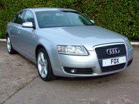 2006 AUDI A6 2.0 TDI SE TDV 4d 140 BHP £2995.00
