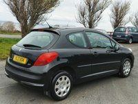 USED 2009 PEUGEOT 207 1.4 URBAN 3d 73 BHP BUY NOW, PAY NOTHING FOR 2 MTH