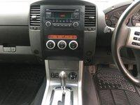 USED 2012 62 NISSAN NAVARA 2.5 DCI TEKNA 4X4 SHR DCB 1d AUTO 188 BHP