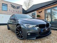 2017 BMW 3 SERIES 3.0 335D XDRIVE M SPORT 4d AUTO 308 BHP £23490.00