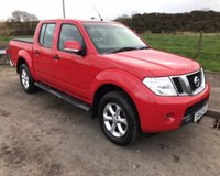 2012 NISSAN NAVARA 2.5 DCI ACENTA 4X4 NO VAT PICK UP 188 BHP £9999.00