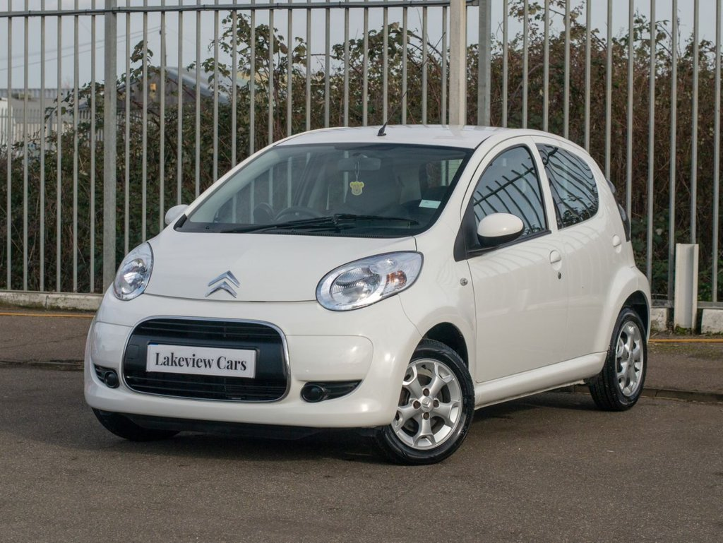 USED 2011 61 CITROEN C1 1.0 VTR PLUS 5d 68 BHP