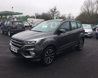 USED 2017 67 FORD KUGA 1.5 TDCI ST-LINE 120 BHP THIS VEHICLE IS AT SITE 1 - TO VIEW CALL US ON 01903 892224