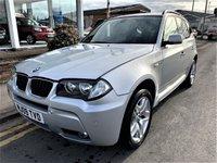 2009 BMW X3 2.0 D M SPORT 5d 175 BHP £6495.00
