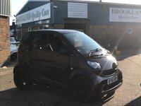 2006 SMART FORTWO 0.7 BRABUS 2d 74 BHP £2695.00